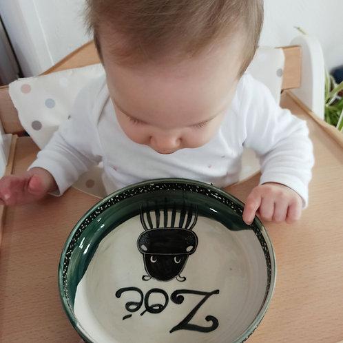 Assiette Enfant