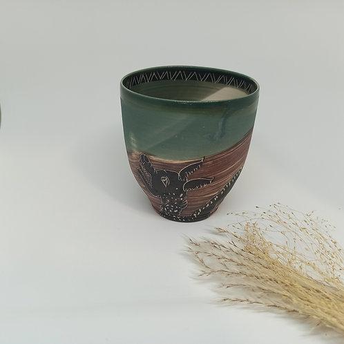 Mug Renard Chinois