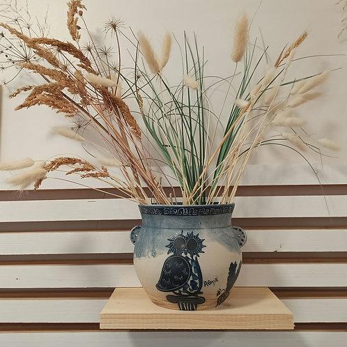 Vase /Cache Pot Athéna