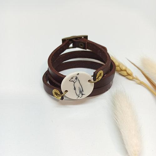 Bracelet Suricate