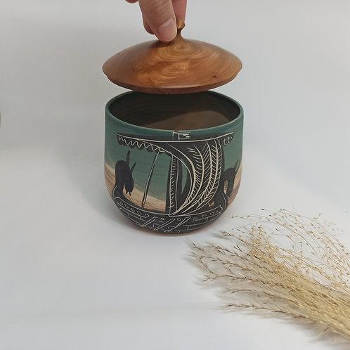 Boîte Drakkar