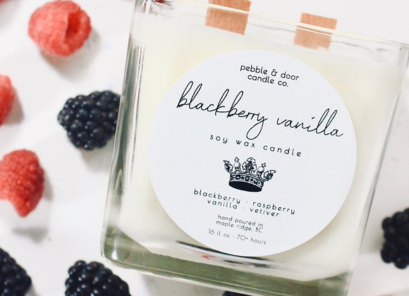 Blackberry Vanilla
