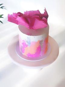 "C U S T O M E R  L O V E _ ""Omg the cake"
