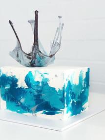 C A K E ._._Cake dets _ Gluten free oran