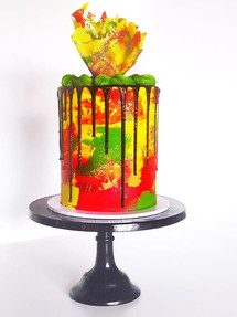 """CAKE_._._""""One good thing about music, when it hits you, you feel no pain."""" - Bob Marley_.jpg"""