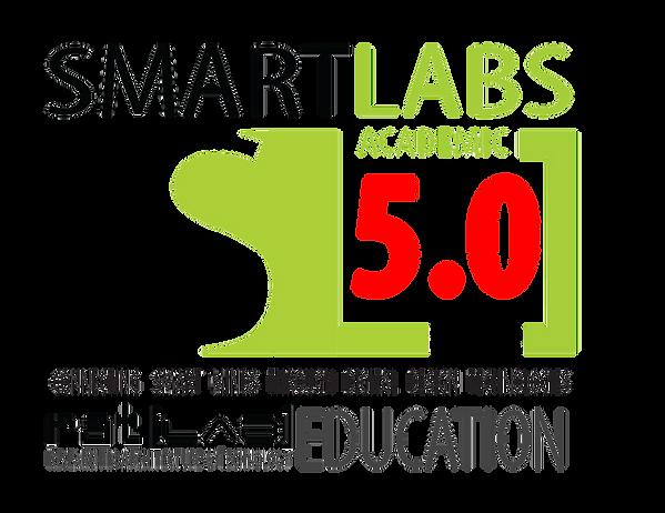 SmartLabs 5_Logo_W