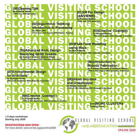 Global Visiting School rat[LAB]EDUCATION