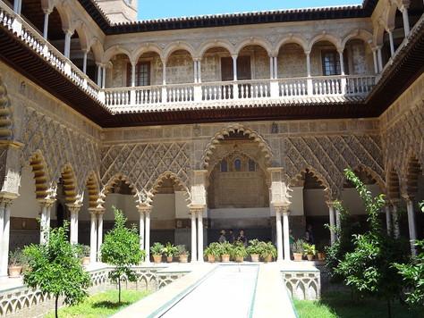 Alcazar (Sevilla, Spain)