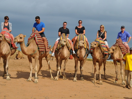 Journey to Morocco: 30 Minutes from Europe and a World Away