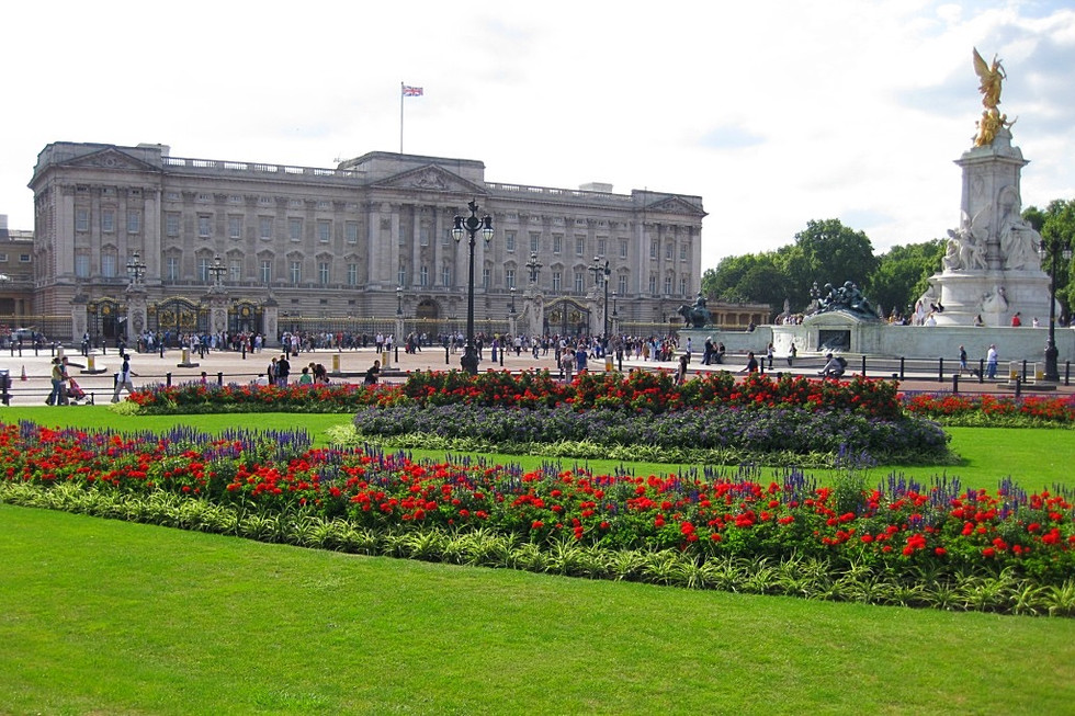 Buckingham Palace (London, England)