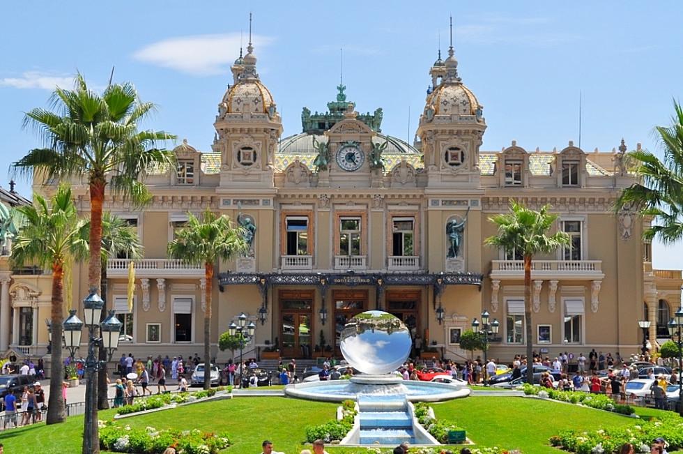 Casino of Monte Carlo (Monaco)