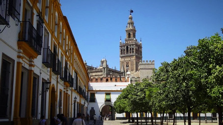 Giralda Bell Tower (Sevilla, Spain)