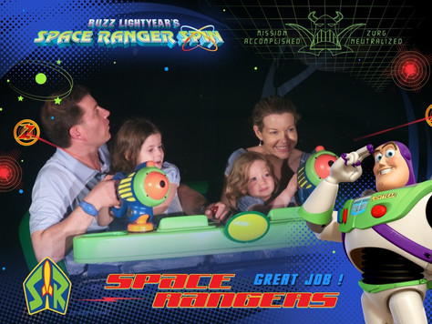 Disney World: FastPass+ Reservations