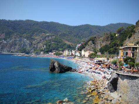 Monterosso al Mare (Cinque Terre, Italy)