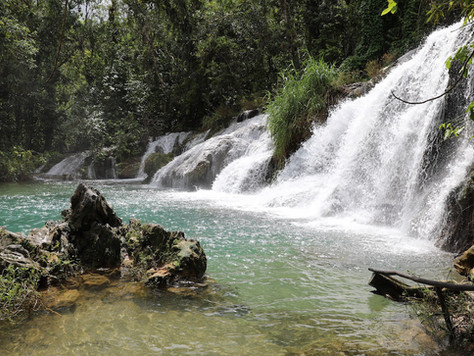 Cuba Part 10: El Nicho Waterfall