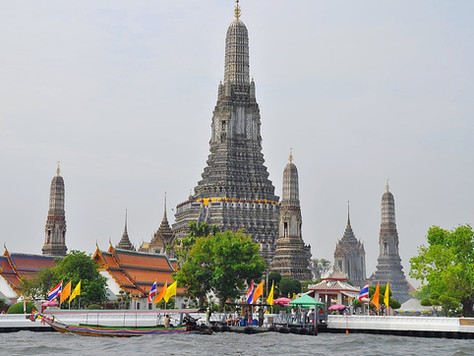 Wat Arun (Bangkok, Thailand)