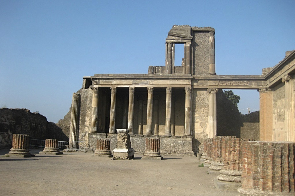 The Lost City of Pompeii (Italy)