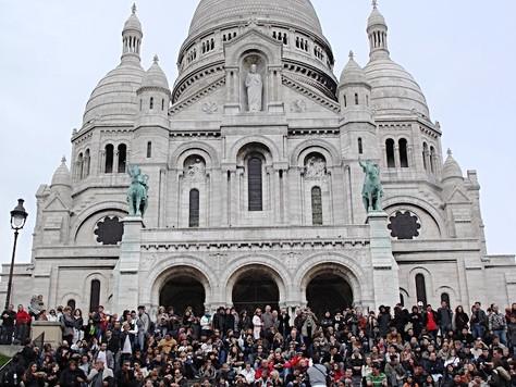 Sacre Coeur (Paris, France)