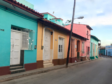 The Colorful Streets of Trinidad (Trinidad, Cuba)