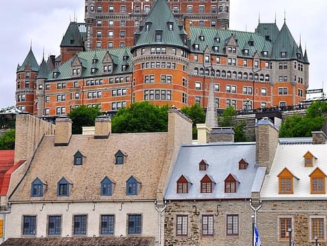 City Skyline (Quebec, Canada)
