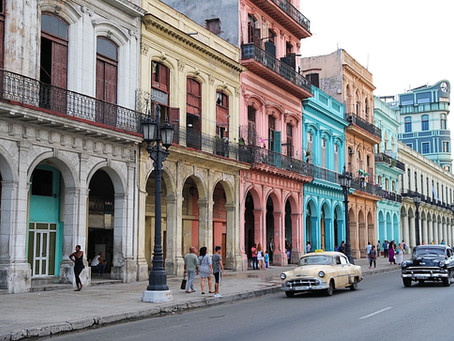 Cuba Part 1: First Impressions or Culture Shock