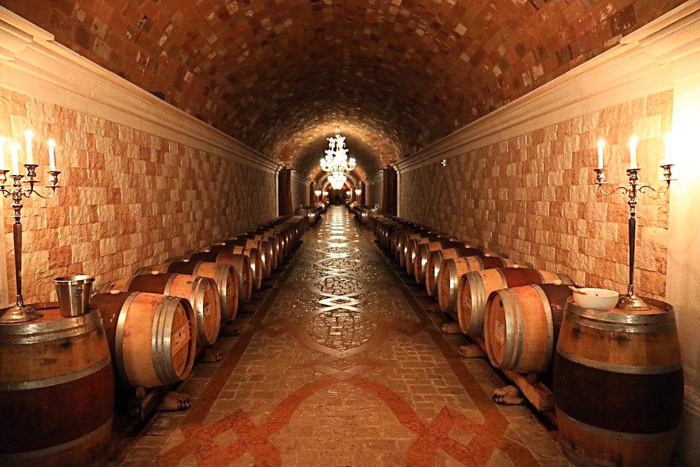 Del Dotto Wine Cave