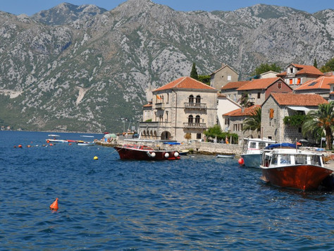 Montenegro & Croatia: War, Peace & the In Between