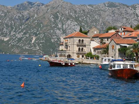 Perast Waterfront (Montenegro)