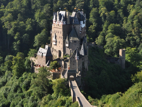 Burg Eltz Castle: Medieval & Magical