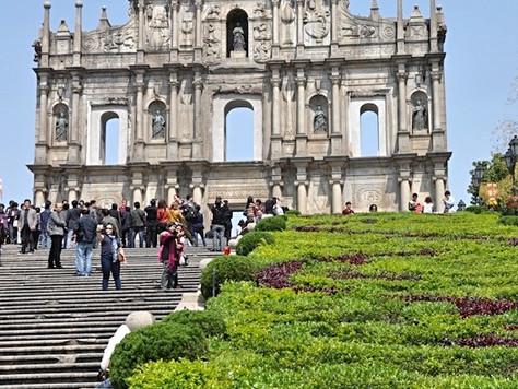 Ruins of Saint Paul (Macau)