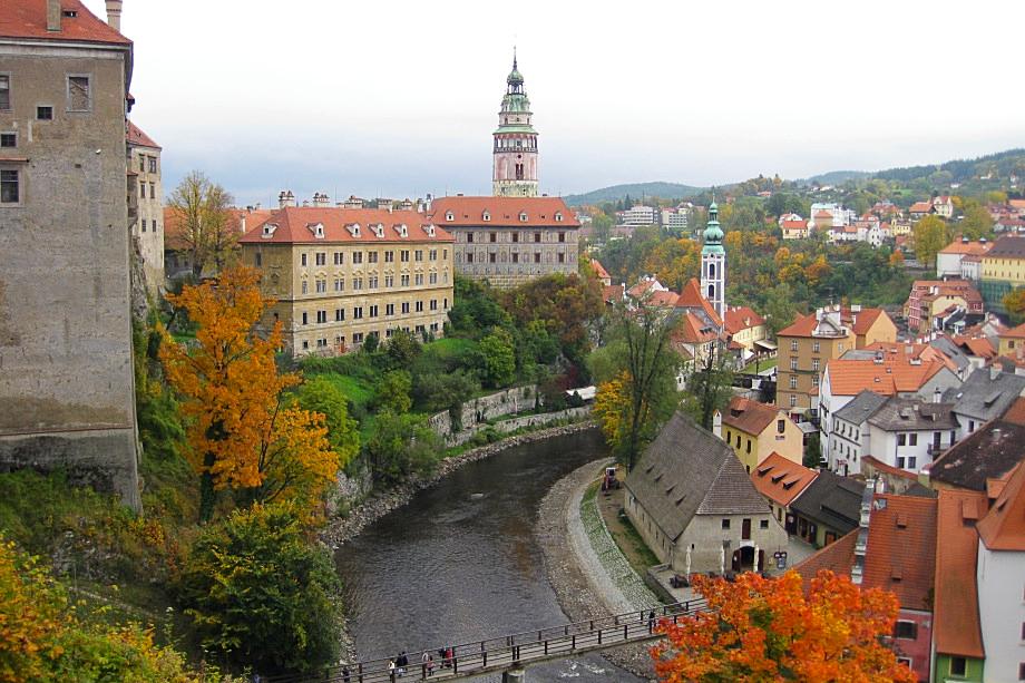 Český Krumlov (Czech Republic)