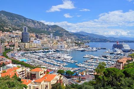 Harbor of the Rich & Famous (Monaco-Ville, Monaco)