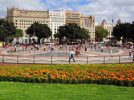 2 Days in Barcelona, Spain