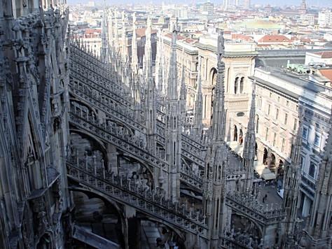 Milan's Duomo (Italy)