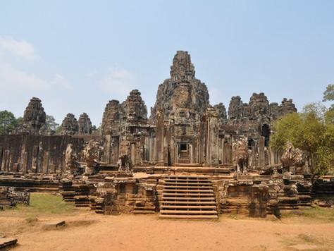 Bayon, Angkor Thom (Siem Reap, Cambodia)