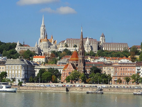 Castle Hill (Budapest, Hungary)