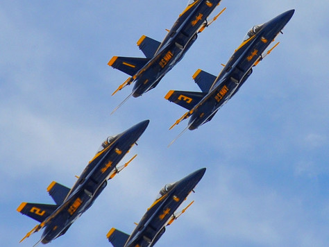 Blue Angel's Air Show (Baltimore, Maryland)