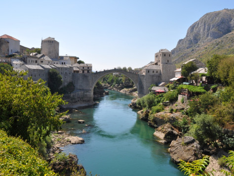 Detour to Bosnia: A Country of 3 Religions, 2 Alphabets & 1 Complicated History