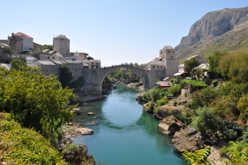 Old Bridge (Mostar, Bosnia and Herzegovina)
