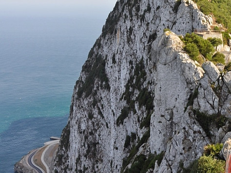 The Rock of Gibraltar (Gibraltar)