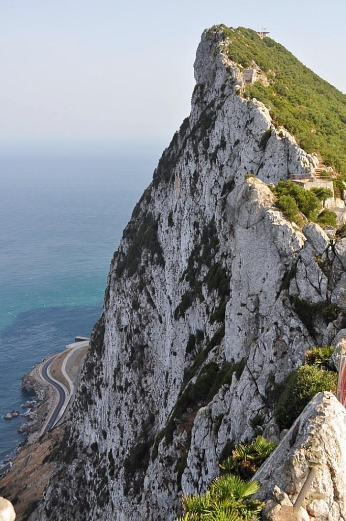 The Rock of Gibraltar (Gibraltar)