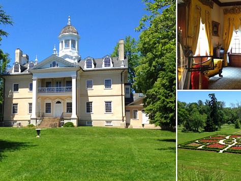 Exploring The Hampton Estate (Towson, MD)