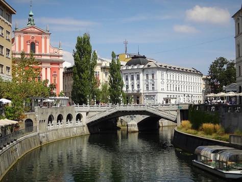 Triple Bridge (Ljubljana, Slovenia)
