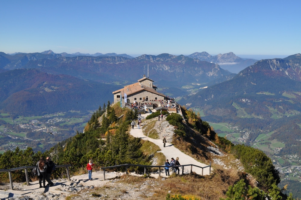 Hitler's Eagle's Nest, Obersalzberg, Germany