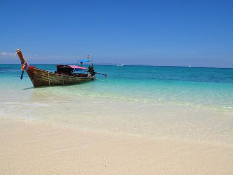 Bamboo Island (Phi Phi Islands, Thailand)