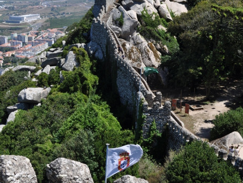 Moorish Castle (Sintra, Portugal)