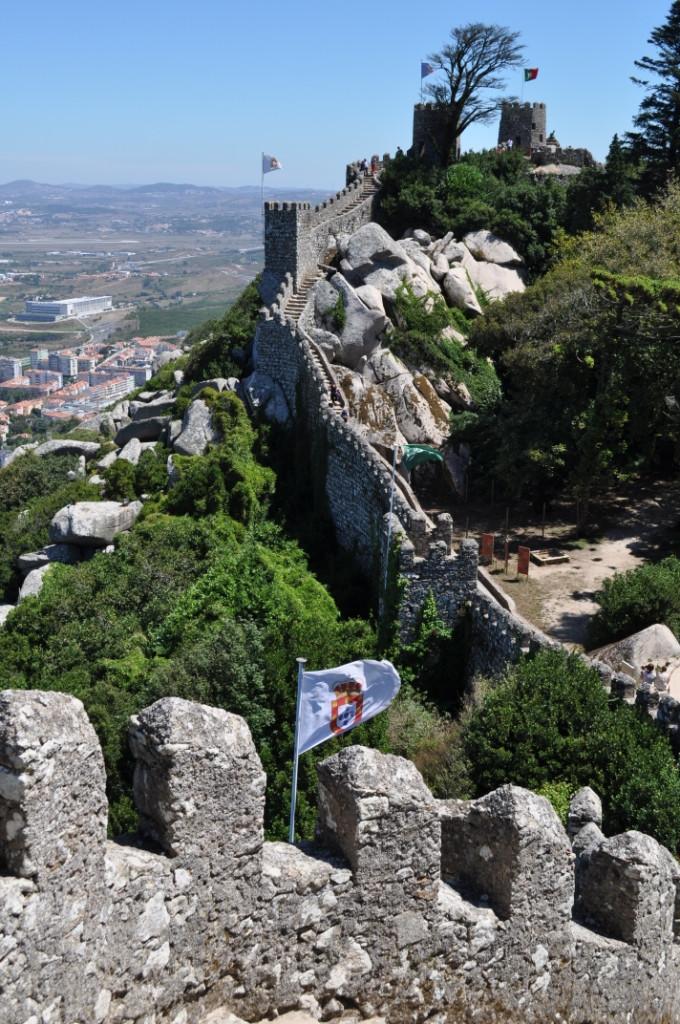 Moorish Castle (Sintra, Portugal)