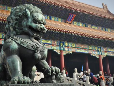 2.5 Days in Beijing, China