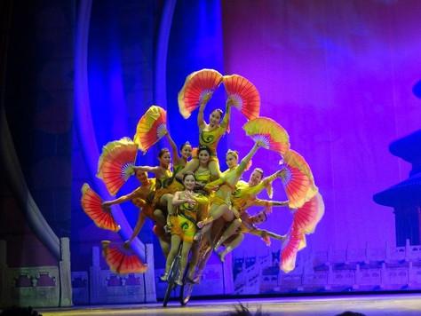 Acrobatics Show (Beijing China)