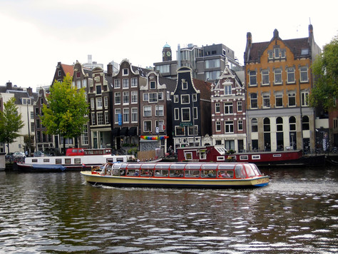 Amsterdam Canal (The Netherlands)